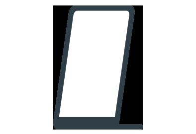 ikon för digitala rollups